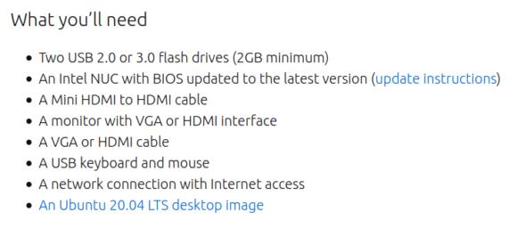 Das brauchst Du, um Nextcloud mit Collabora Online auf Intel NUC zu installieren