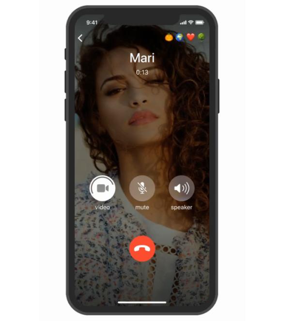 Telegram kann nun auch Video-Anrfufe