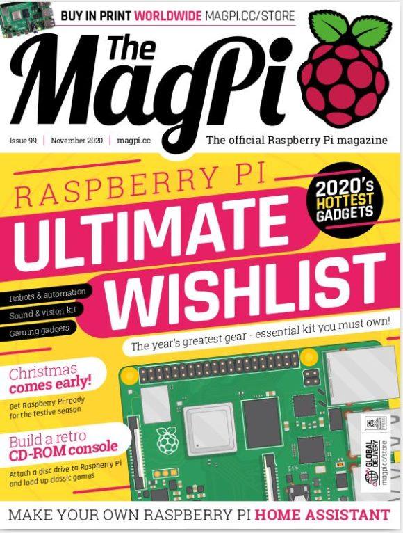 The MagPi – Ausgabe 99 ist da
