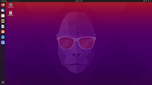 Ubuntu 20.10 für Raspberry Pi – Groovy Gorilla