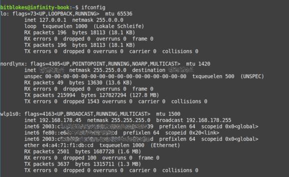IPv6-Leck – ist in der Zwischenzeit behoben