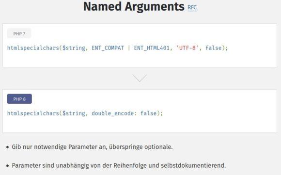 PHP 8.0 mit vielen Neuerungen veröffentlicht