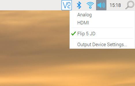 Raspberry Pi 400 mit Bluetooth-Lautsprecher koppeln