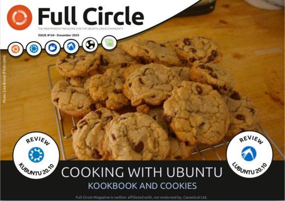 Full Circle Magazine – Ausgabe 164
