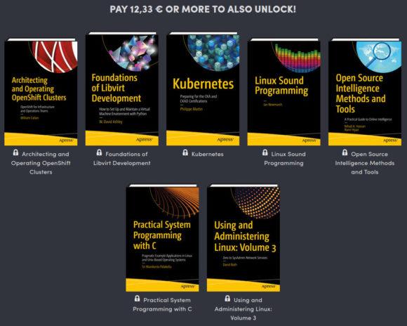 Linux von Apress – 7 weitere Bücher