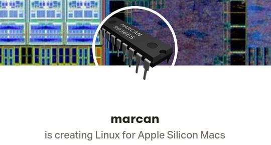 Marcan will Linux auf Apples M1 portieren