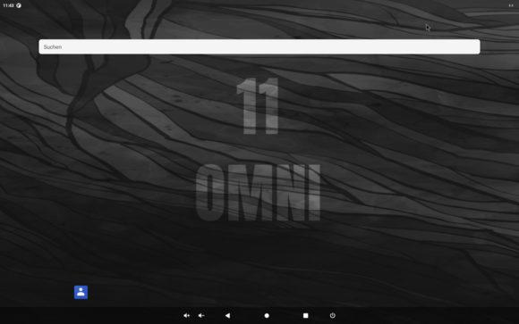 Omni 11 – Android 11 auf dem Raspberry Pi 400 oder 4