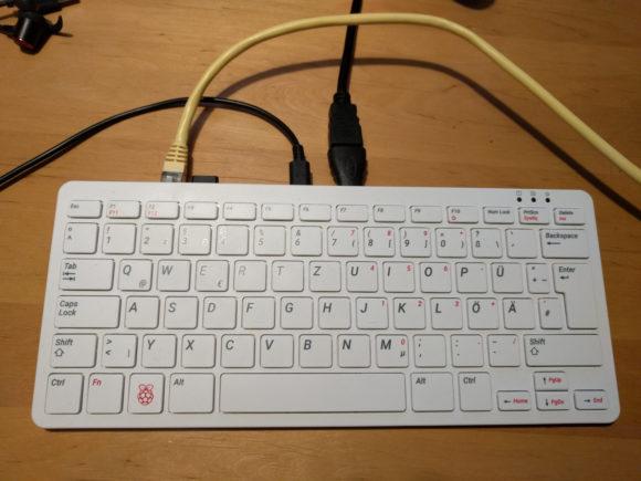 OmniROM + Netzwerk + Raspberry Pi 400? derzeit nur via LAN …