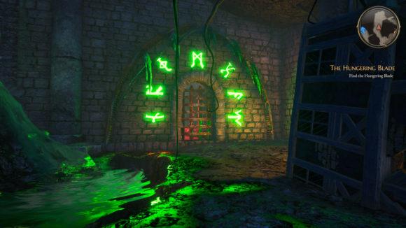 Endlich ist die Runen-Tür offen
