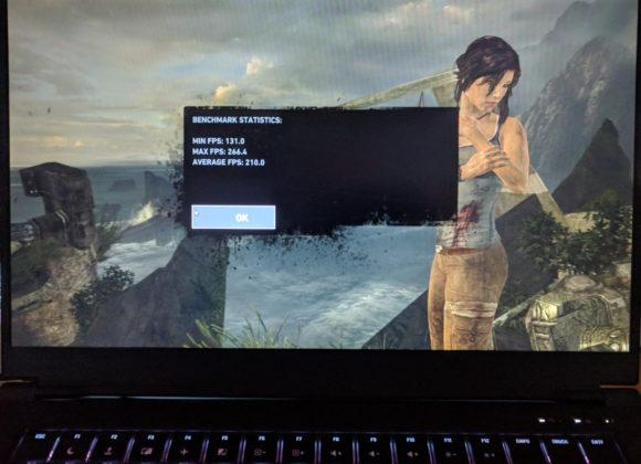 Benchmark – So macht Tomb Raider Spaß