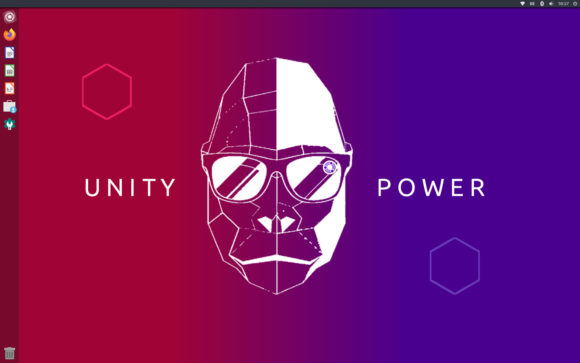 Ubuntu Unity für Raspberry Pi – 20.10 Groovy Gorilla