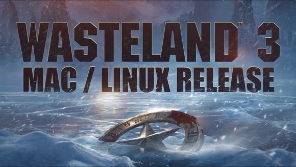 Wasteland 3 ist für Linux und macOS erhältlich