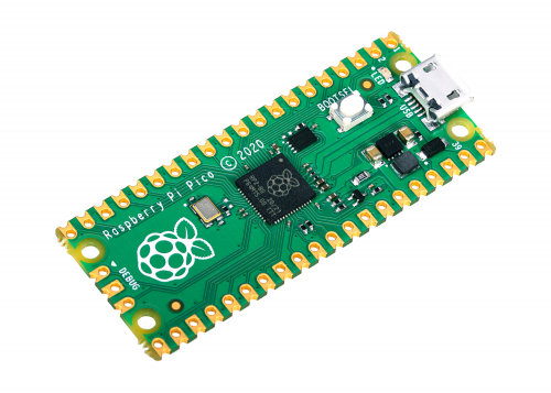 Raspberry Pi Pico (Quelle: raspberrypi.org)