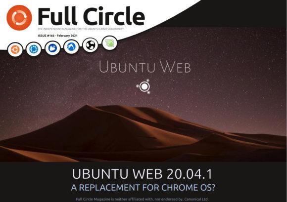 Full Circle Magazine 166