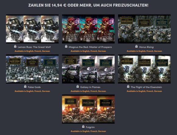 Tales of Warhammer – 3. Stufe