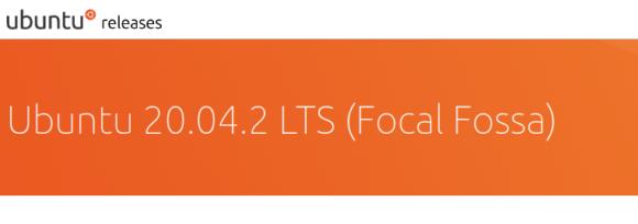 Ubuntu 20.04.2 LTS Focal Fossa ist da