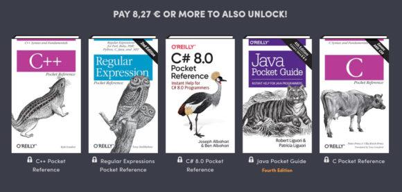Pocket Reference Guides: Knapp über 8 Euro …
