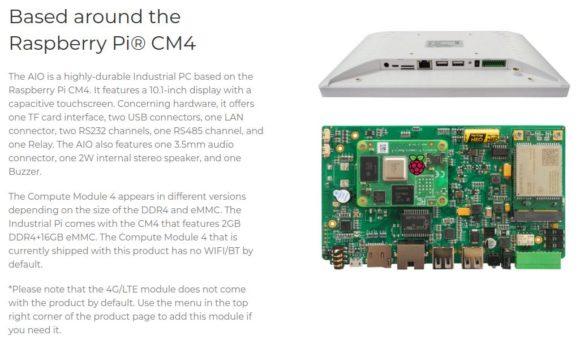 AIO-CM4-101 (Quelle: chipsee.cn)