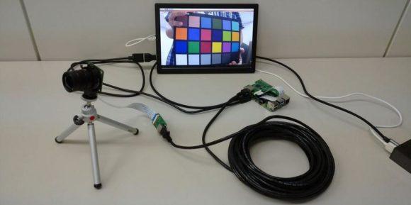 Mit dem THSER101 die Pi-Kamera 20 Meter entfernt aufstellen (Quelle: thinesolutions.com)