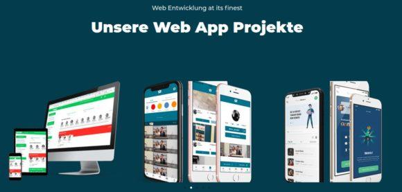 Web Apps können nativ oder HTML5 sein
