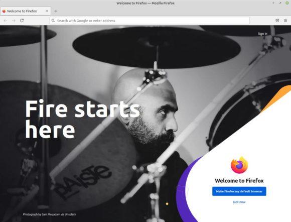 Firefox 89 – Das sieht schon sehr aufgeräumt aus