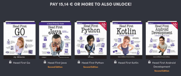 Head First Programming für knapp über 15 €