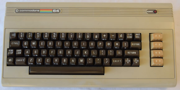 C64 mit Raspberry Pi wieder zum Leben erweckt (Quelle: raspberrypi.org)