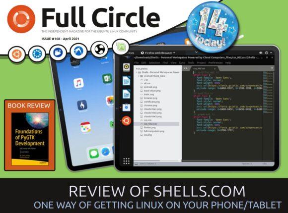 FCM 168 mit Test zu Shells.com
