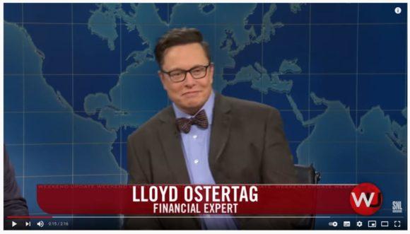 "Lloyd Ostertag zu DOGE Coin: ""It's a hustle"""