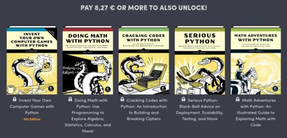5 zusätzliche Bücher in Stufe Zwei