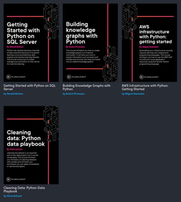Python Development: 4 Bücher für 1 Euro
