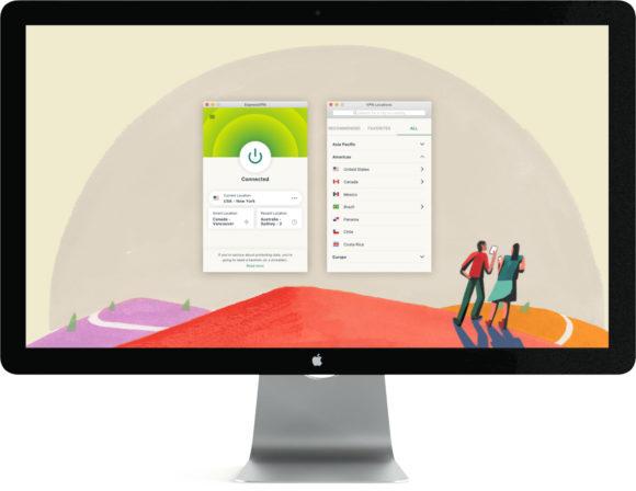 ExpressVPN ist ein herausragender Service, auch für macOS auf dem M1