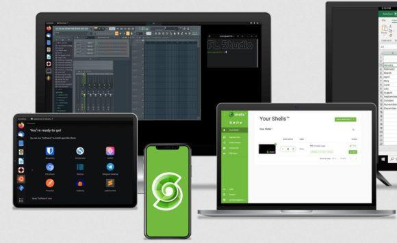 Ab sofort gibt es auch openSUSE bei Shells.com