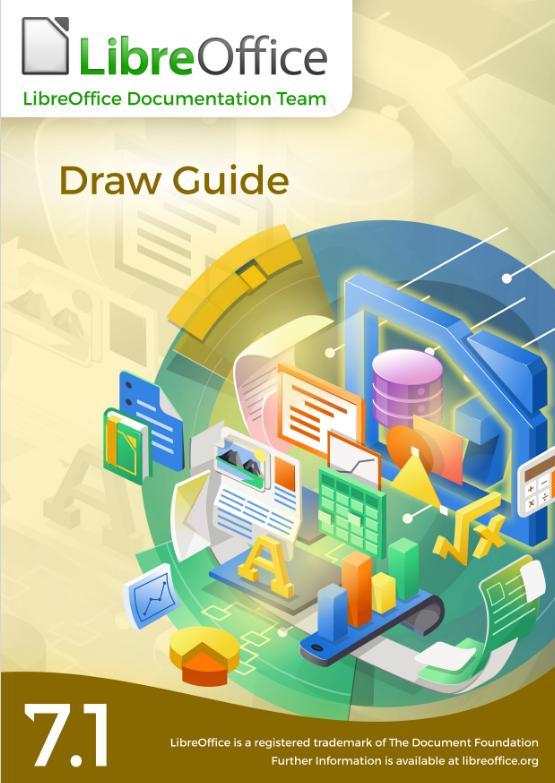 LibreOffice Draw Guide 7.1 ist veröffentlicht