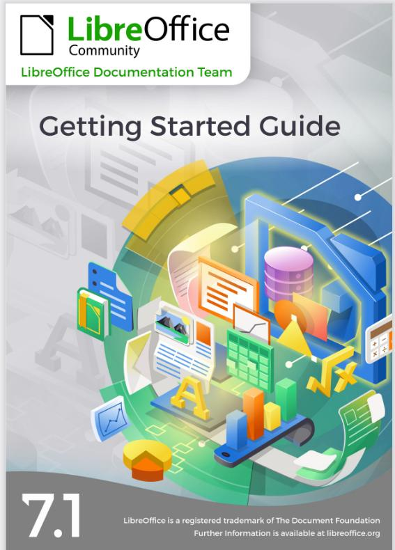 LibreOffice Getting Started Guide 7.1