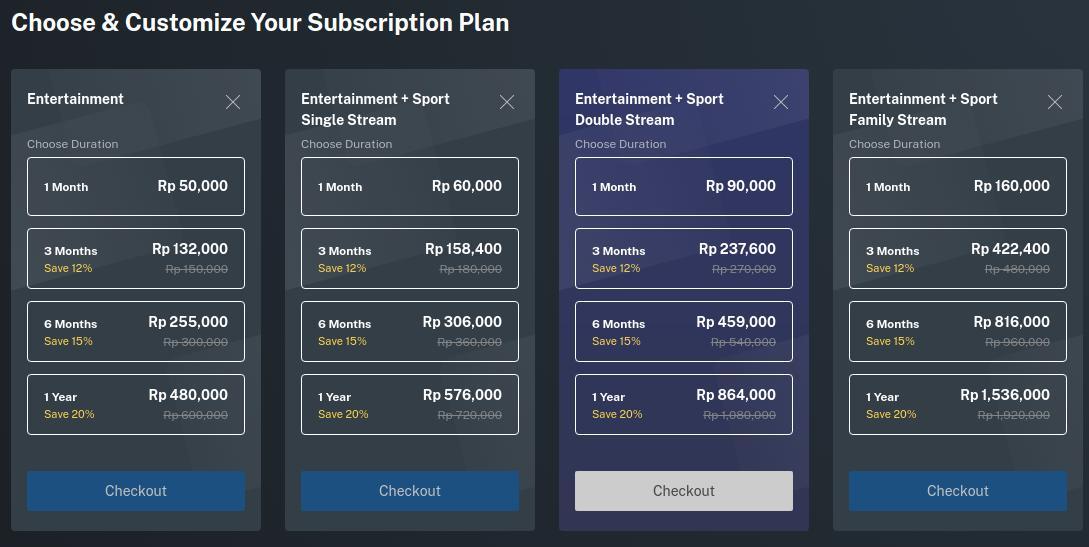 Mola.tv ist unglaublich günstig