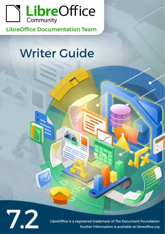 LibreOffice Writer Guide 7.2 ist da