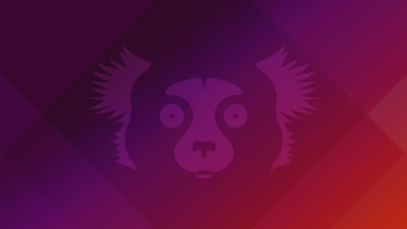 Standard-Wallpaper für Ubuntu 21.10 Impish Indri