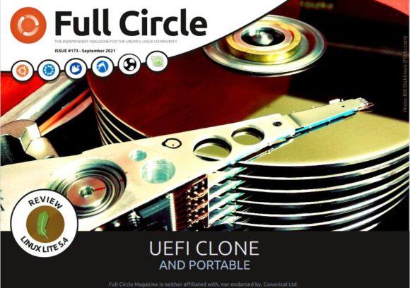 Full Circle Magazine 173 ist da