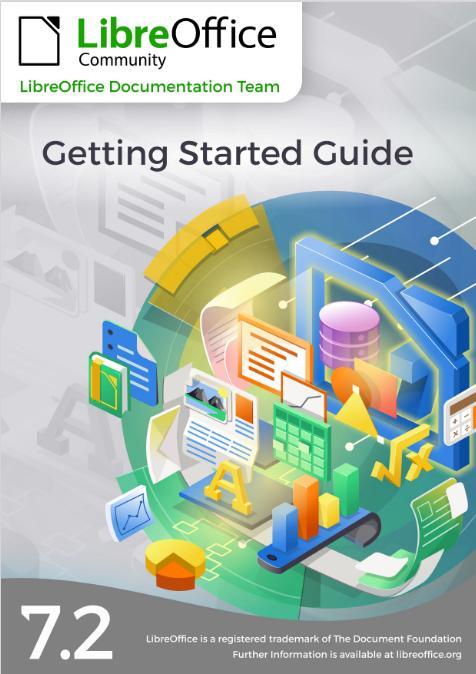 LibreOffice Getting Started Guide 7.2 ist verfügbar